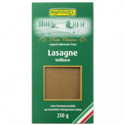 12 x Rapunzel Bio Lasagne celozrnné, 250g