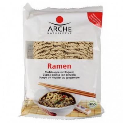 6 x Arche Bio Instantní polévka se zázvorem, 108g