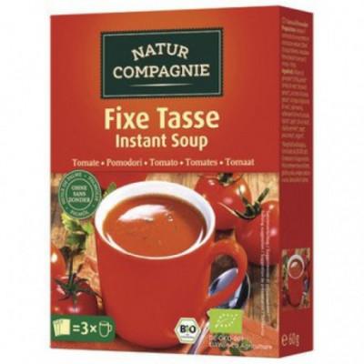 12 x NaturCo Bio Instantní polévka rajčatová, 3x20g