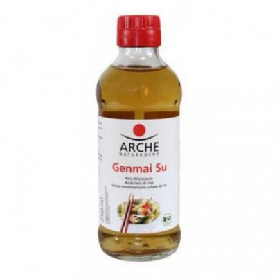 6 x Arche Bio Rýžový ocet Genmai Su, 250ml