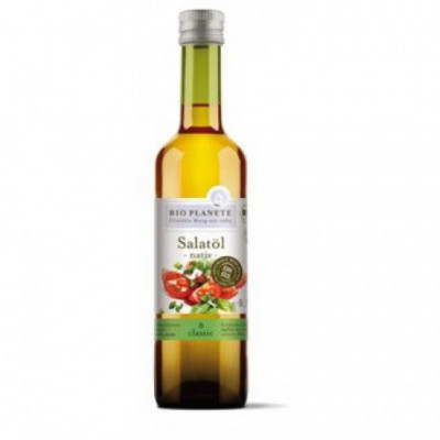 6 x BioPlanete Bio Olej na salát, 0,5l