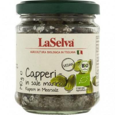 6 x LaSelva Bio Kapary v soli, 140g