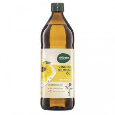 6 x Naturata Bio Slunečnicový olej, 750ml