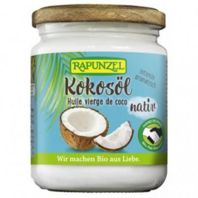 6 x Rapunzel Bio Kokosový olej, 200g