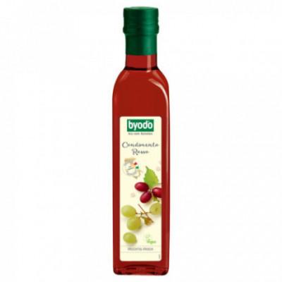 6 x Byodo Bio Balsamico ocet- růžový, 0,5l