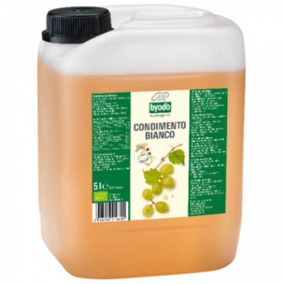 Byodo Bio Ocet Condimento Bianco 5,5%, 5l