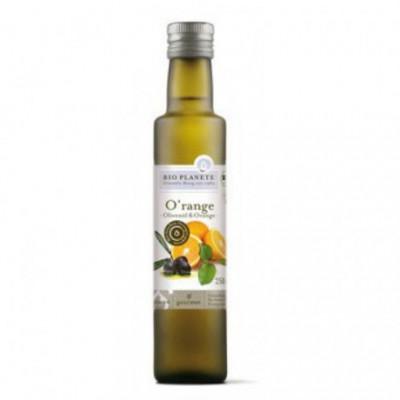 6 x BioPlanete Bio Olej z oliv a pomerančů, 250ml