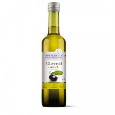 6 x BioPlanete Bio Olivový olej jemný, 0,5l