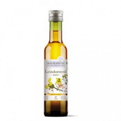 6 x BioPlanete Bio Lníčkový olej, 250ml