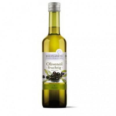 6 x BioPlanete Bio Olivový olej, 0,5l