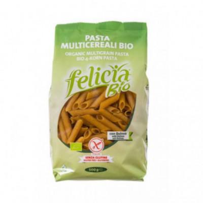12 x Felicia Bio Penne celozrnné bez lepku, 500g