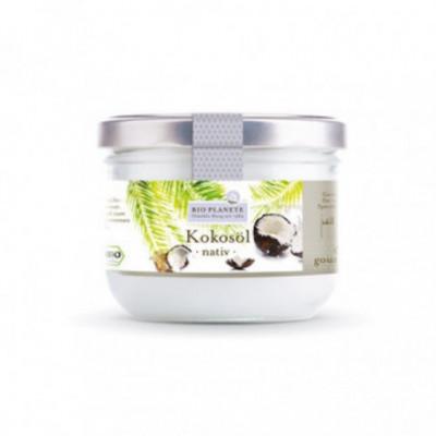 6 x BioPlanete Bio Kokosový olej, 400ml