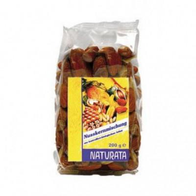7 x Naturata Bio Mix Ořechů, 200g
