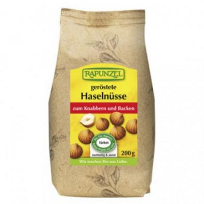 8 x Rapunzel Bio Lískové ořechy pražené, 200g