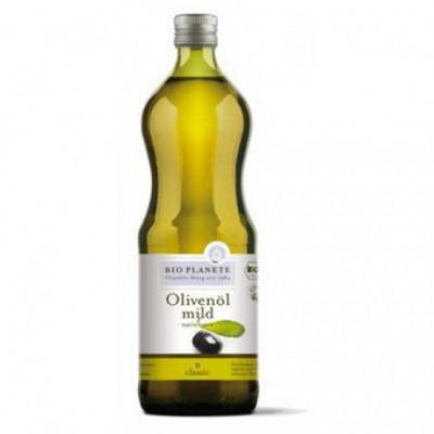 6 x BioPlanete Bio Olivový olej jemný, 1l