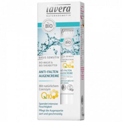 Lavera Bio Oční krém proti vráskám, 15ml