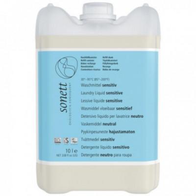 Sonett Eko Prací gel Sensitive, 10L