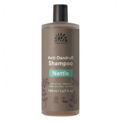 Urtekram Bio Kopřivový šampón proti lupům, 500ml