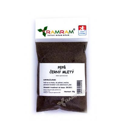 copy of Pepř černý mletý 40 g