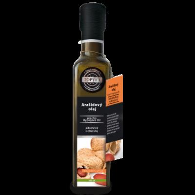 GREEN IDEA Arašídový olej 250ml