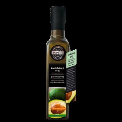 GREEN IDEA Avokádový olej 250ml