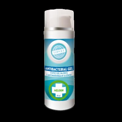 GREEN IDEA Čisticí gel na ruce s antimikrobiální složkou...