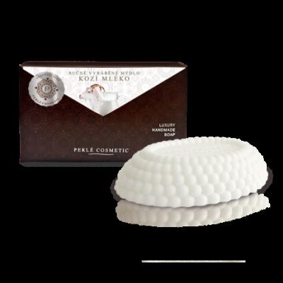 Perlé Cosmetic Kozí mléko - mýdlo 115g