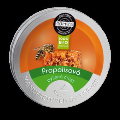 GREEN IDEA Propolisová mast 50ml