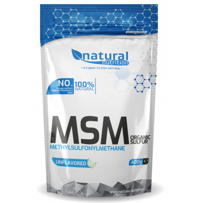 MSM NATURAL NUTRITION