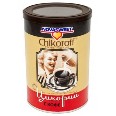 Chikoroff - cikorková káva s kávou 120 g AKCE