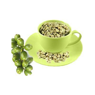 Zelená káva zrnková 100% arabica 100 g AKCE