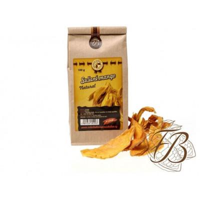 Mango natural RAW 100 g Čokoládovna Troubelice AKCE