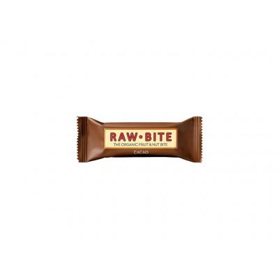 Rawbite Bio Raw tyčinka s kakaem, 50g