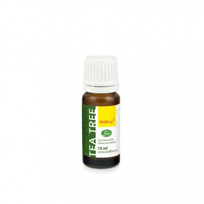 Esenciální olej TEA TREE BIO 10 ml WOLBERRY