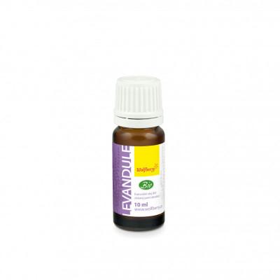 Esenciální olej LEVANDULE BIO 10 ml WOLBERRY