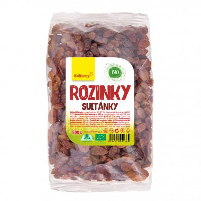 copy of Rozinky BIO 100 g Wolfberry
