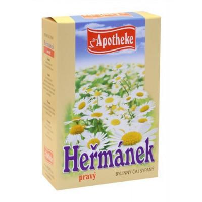 Apotheke bylinný čaj - Heřmánek květ 50 g