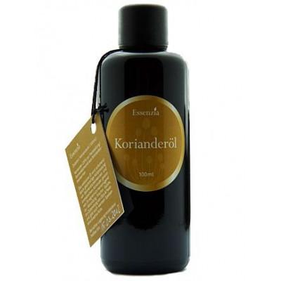 Koriandrový olej (macerát) 100 ml Essenzia