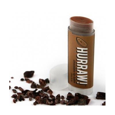 Hurraw! Balzám na rty Čokoláda - Chocolate 4,3g