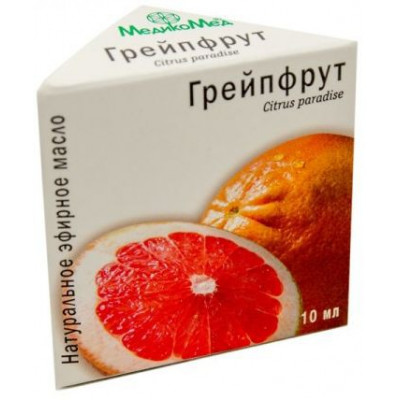 Grep - 100% esenciální olej 10 ml