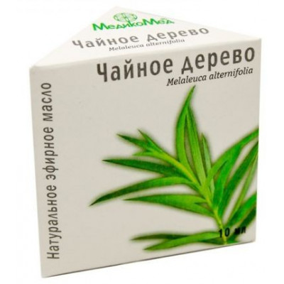 Čajové dřevo - éterický olej 10 ml Medikomed