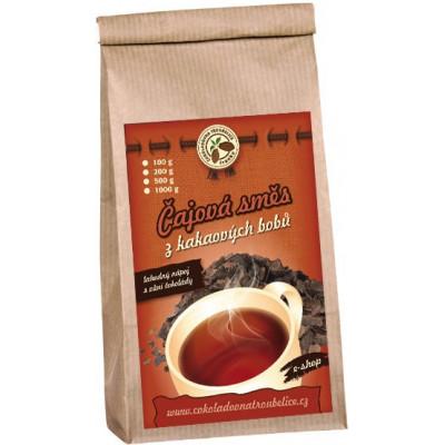 Čajová směs z kakaových bobů 100 g Čokoládovna Troubelice