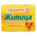 Sibiřská žvýkací pryskyřice s propolisem 5 ks