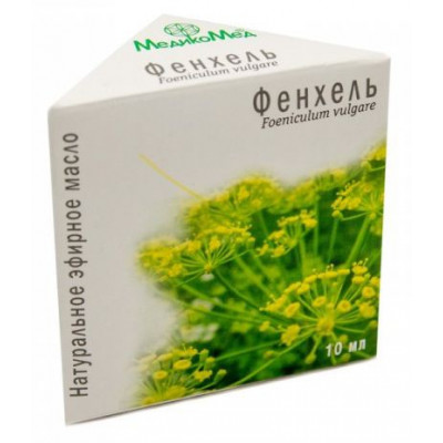 Fenykl - éterický olej 10 ml Medikomed