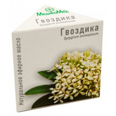 Hřebíček - éterický olej 10 ml Medikomed
