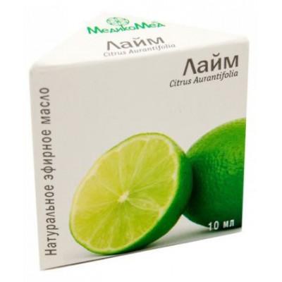 Limetka - 100% esenciální olej 10 ml