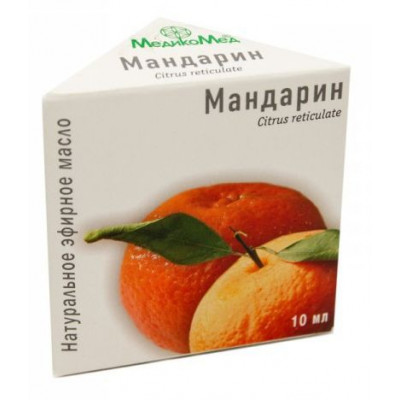 Mandarinka - éterický olej 10 ml Medikomed