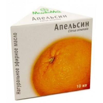 Pomeranč - éterický olej 10 ml Medikomed
