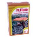 Reishi - sušená drcená houba (lesklokorka lesklá) 25 g