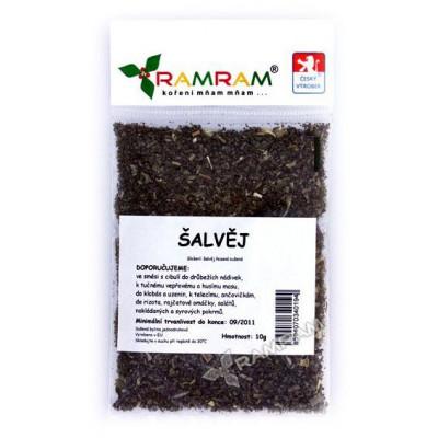 Šalvěj řezaná 10 g RamRam
